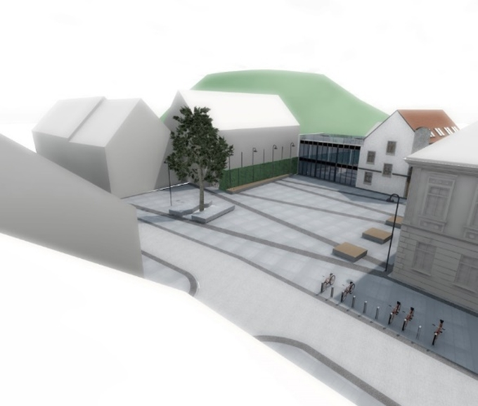 CTN project Revitalization of the Old Town core 1