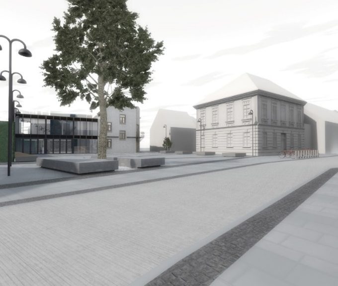 CTN project Revitalization of the Old Town core 2